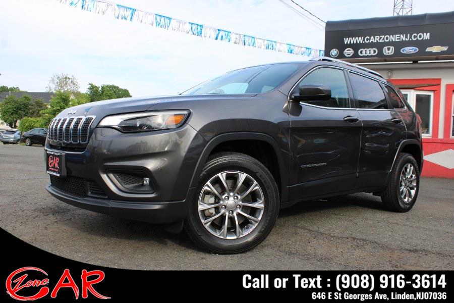 Used Jeep Cherokee Latitude Plus 4x4 2019 | Car Zone. Linden, New Jersey