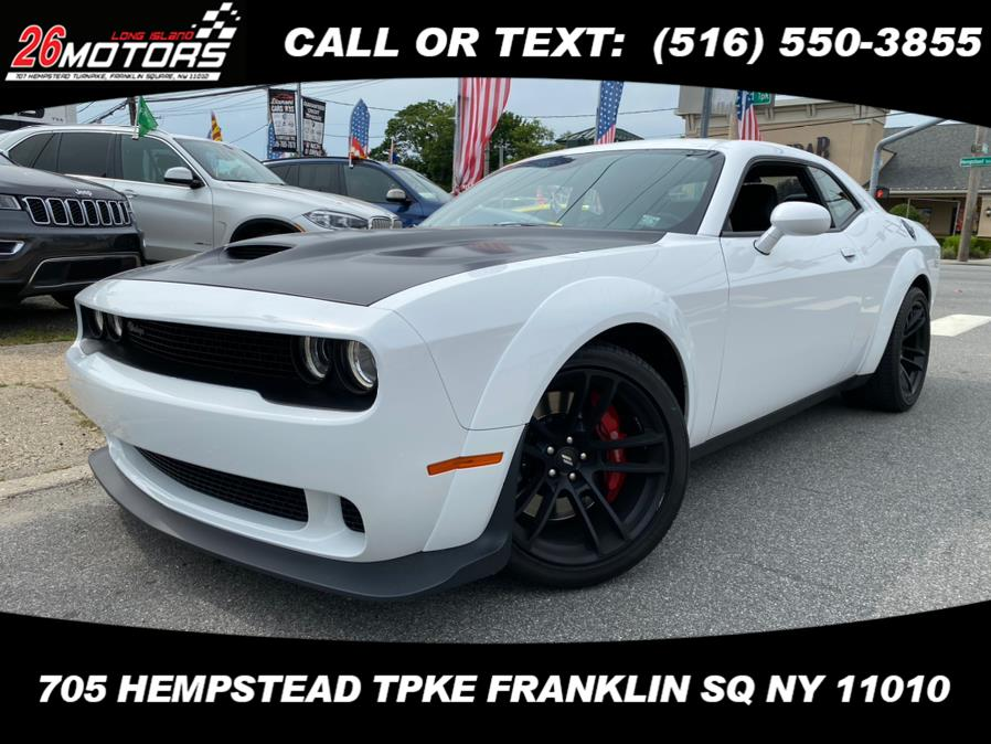 Used Dodge Challenger R/T Scat Pack R/T Scat Pack RWD 2020 | Hempstead Auto Outlet Inc. DBA 26 Motors Long Isla. Franklin Sq, New York