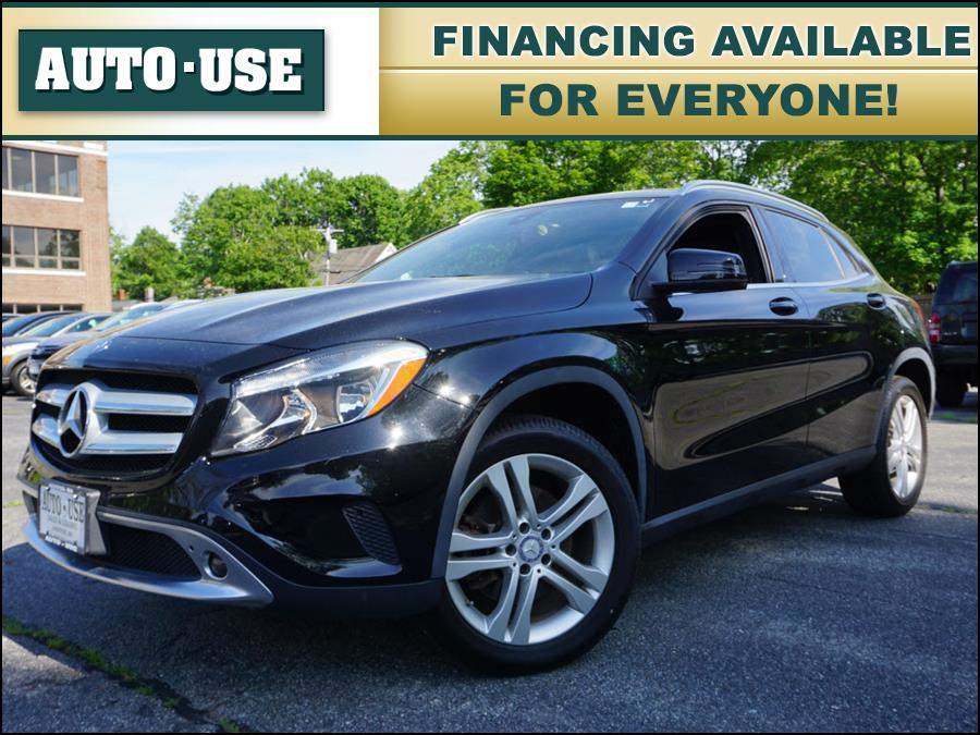 Used 2017 Mercedes-benz Gla in Andover, Massachusetts   Autouse. Andover, Massachusetts