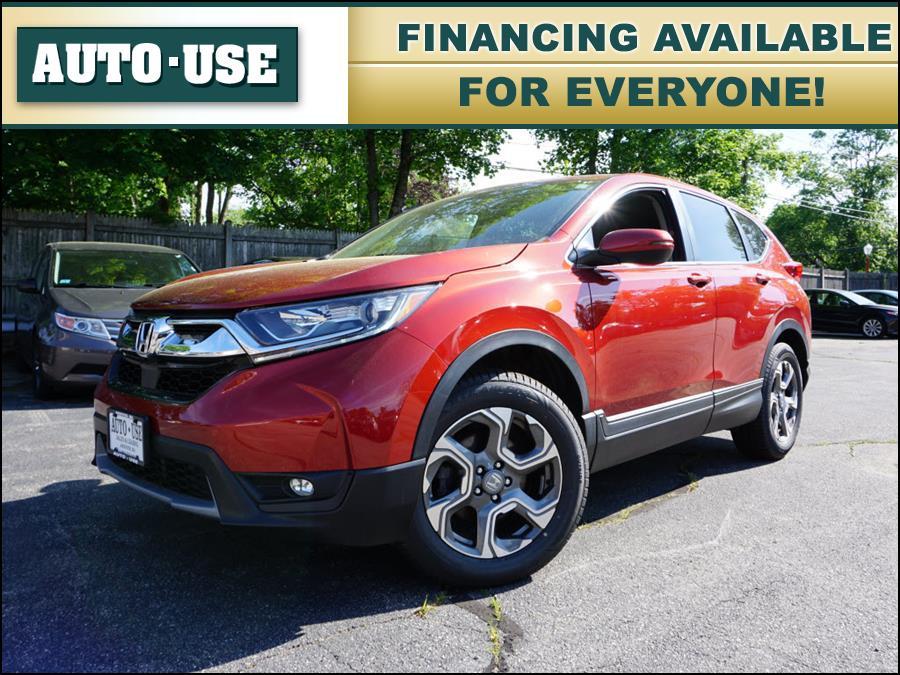 Used Honda Cr-v EX 2018 | Autouse. Andover, Massachusetts