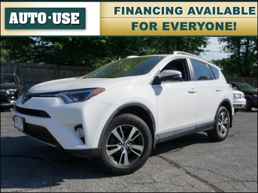 Used Toyota Rav4 XLE 2018 | Autouse. Andover, Massachusetts