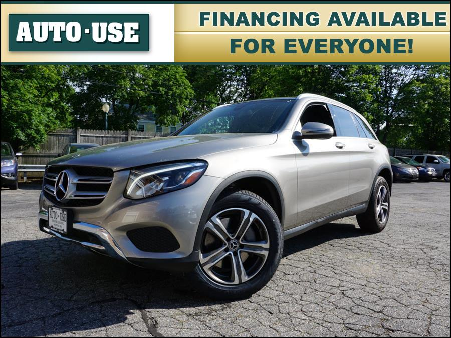 Used Mercedes-benz Glc GLC 300 4MATIC 2019 | Autouse. Andover, Massachusetts