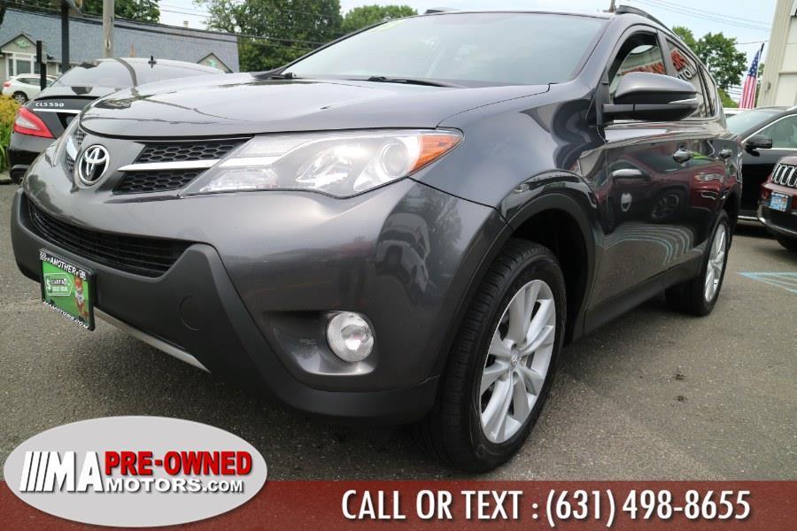 Used Toyota RAV4 AWD 4dr Limited (Natl) 2013 | M & A Motors. Huntington, New York