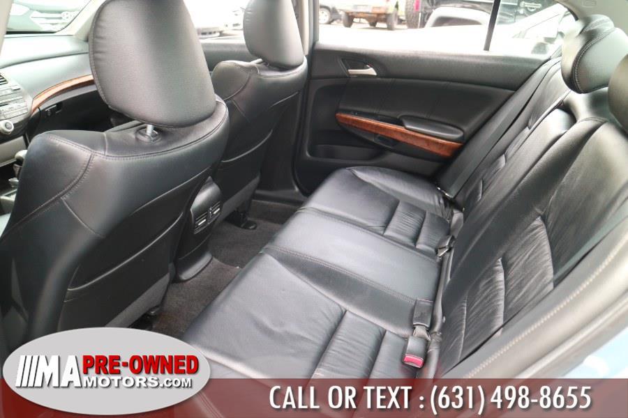 Used Honda Accord sedan 4dr I4 Auto EX-L 2012   M & A Motors. Huntington, New York