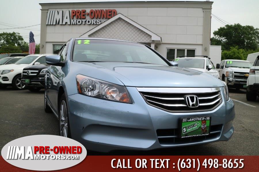 Used 2012 Honda Accord sedan in Huntington, New York | M & A Motors. Huntington, New York