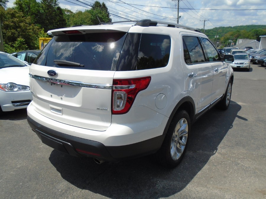 Used Ford Explorer 4WD 4dr Limited 2015   Jim Juliani Motors. Waterbury, Connecticut