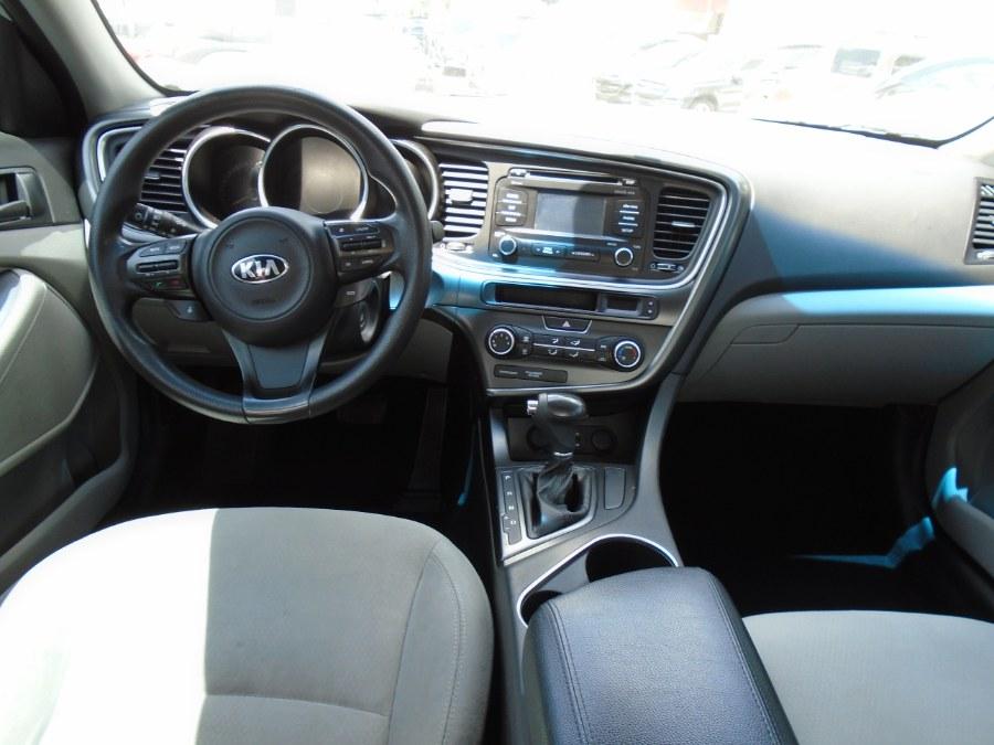 Used Kia Optima 4dr Sdn LX 2015 | Jim Juliani Motors. Waterbury, Connecticut