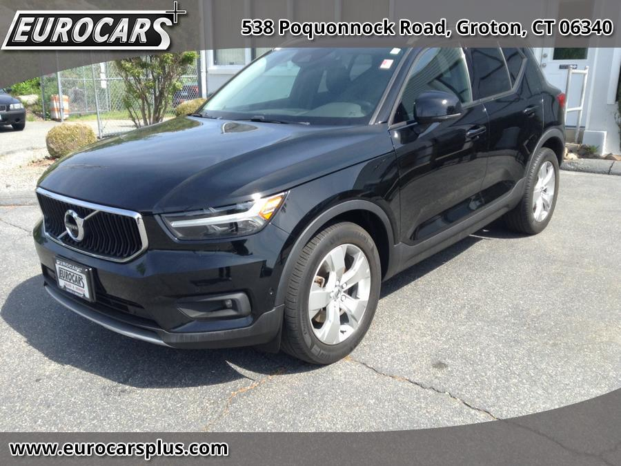 Used 2019 Volvo XC40 in Groton, Connecticut | Eurocars Plus. Groton, Connecticut