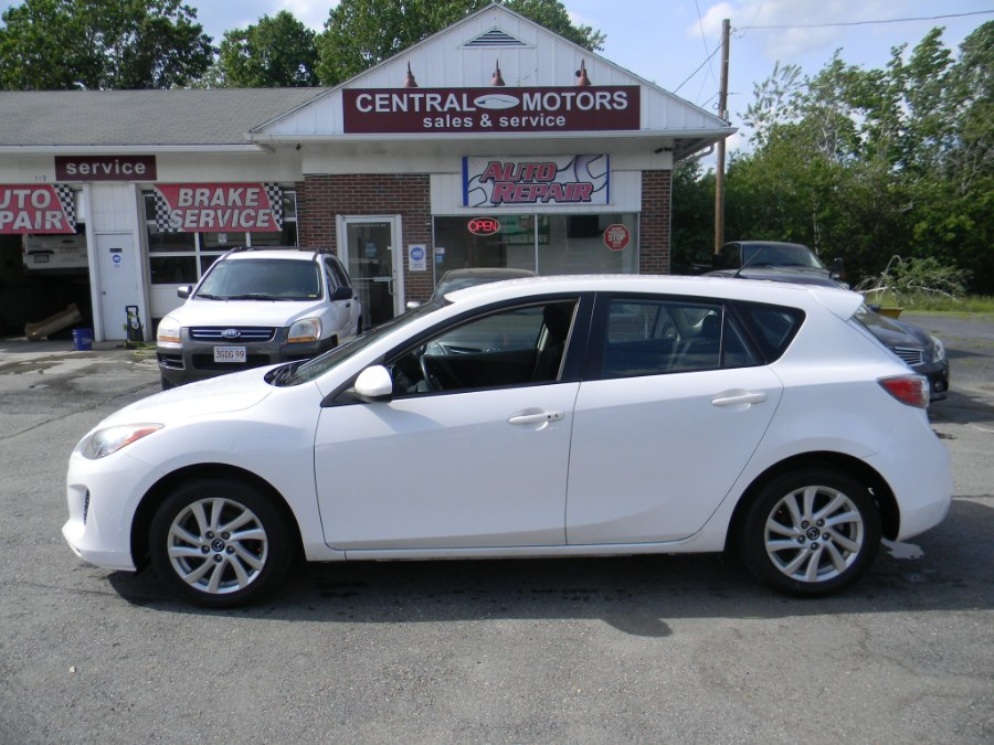 Used 2013 Mazda Mazda3 in Southborough, Massachusetts | M&M Vehicles Inc dba Central Motors. Southborough, Massachusetts