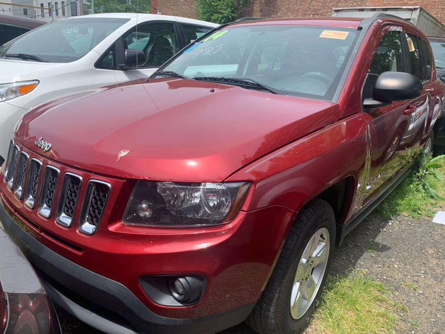 Used 2014 Jeep Compass in Brooklyn, New York | Atlantic Used Car Sales. Brooklyn, New York