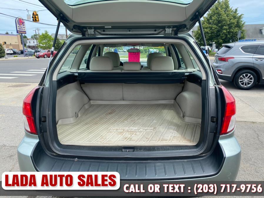 Used Subaru Outback 4dr H4 Auto 2009 | Lada Auto Sales. Bridgeport, Connecticut