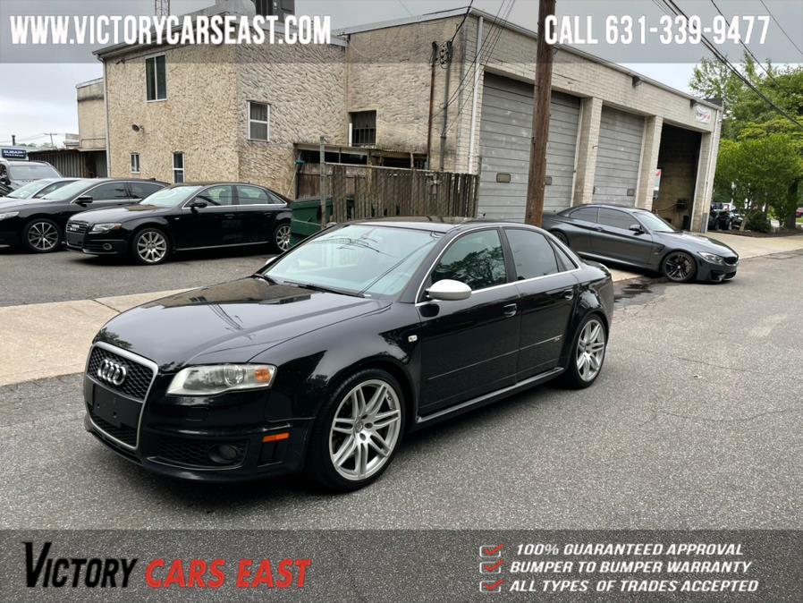 Used Audi RS 4 4dr Sdn 2007   Victory Cars East LLC. Huntington, New York