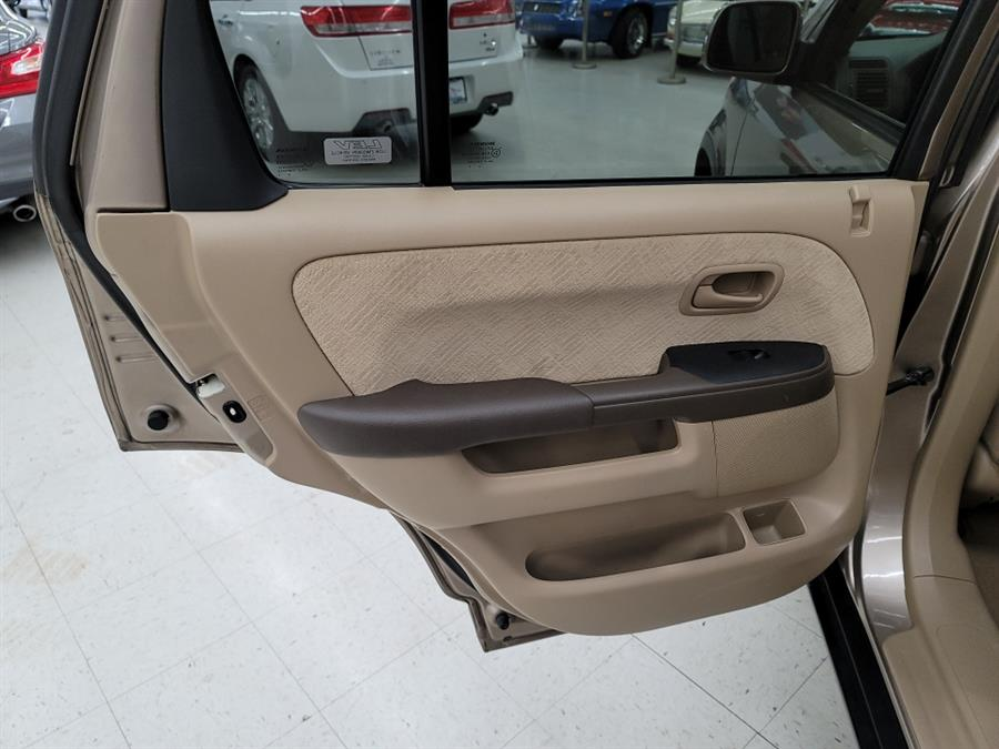 2005 Honda CR-V 4WD EX AT, available for sale in West Haven, CT