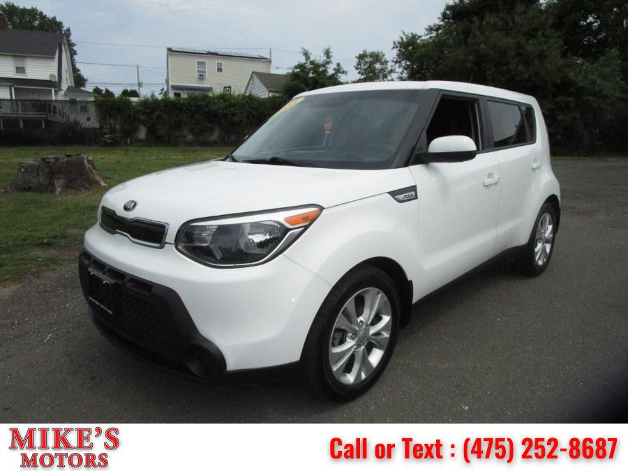 Used 2015 Kia Soul in Stratford, Connecticut | Mike's Motors LLC. Stratford, Connecticut