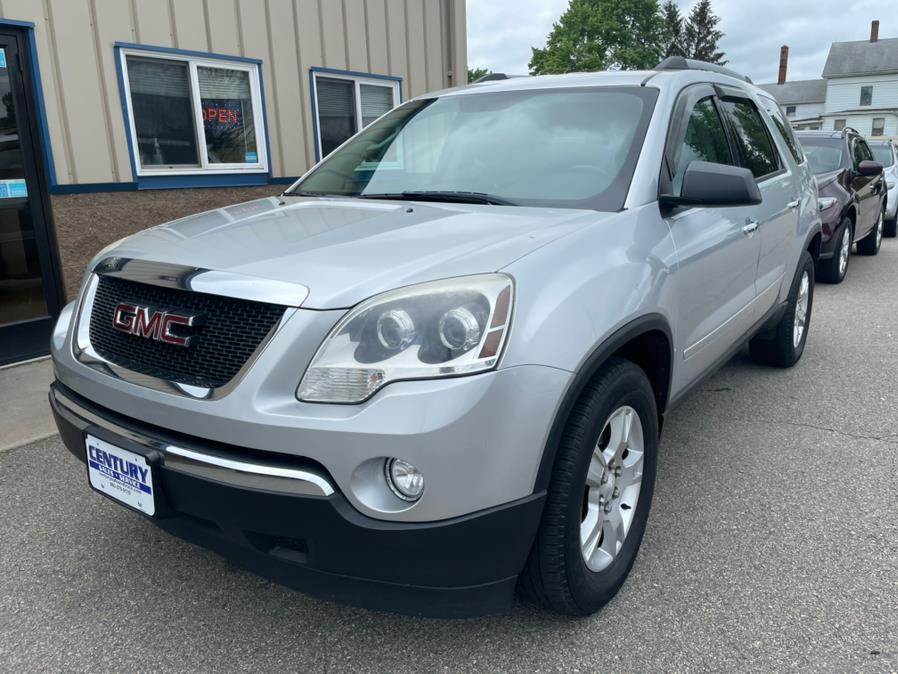 Used 2012 GMC Acadia in East Windsor, Connecticut | Century Auto And Truck. East Windsor, Connecticut