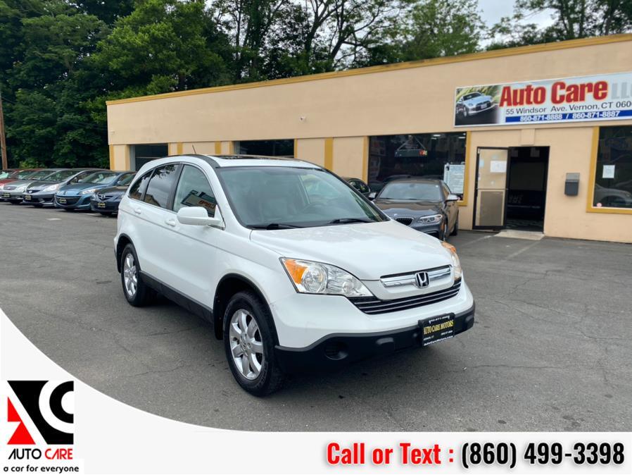 Used Honda CR-V 4WD 5dr EX-L 2009 | Auto Care Motors. Vernon , Connecticut