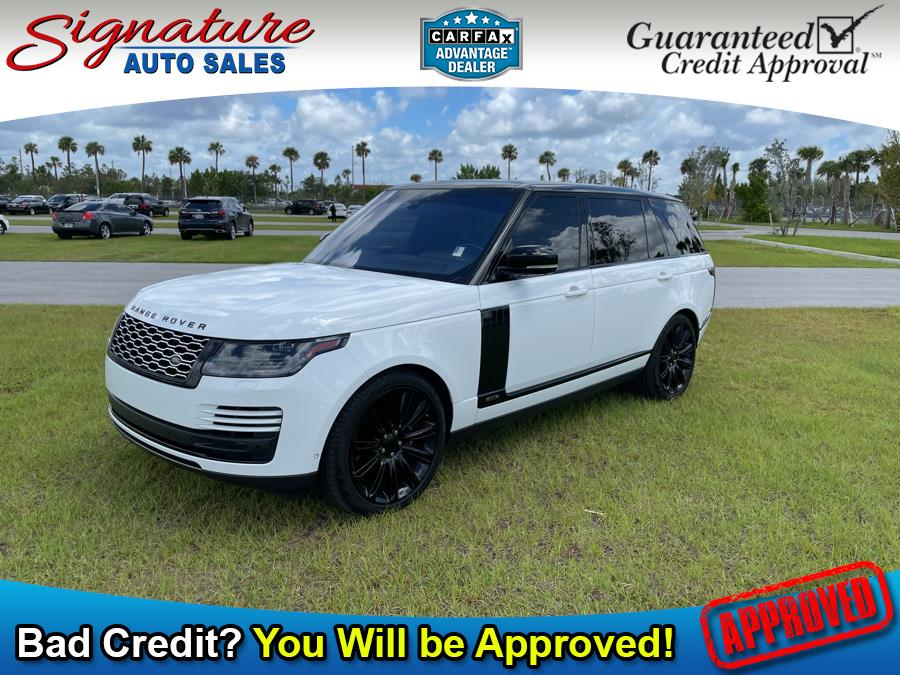 Used Land Rover Range Rover Supercharged LWB 2020 | Signature Auto Sales. Franklin Square, New York