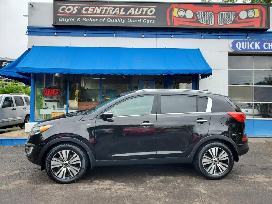 Used 2014 Kia Sportage in Meriden, Connecticut | Cos Central Auto. Meriden, Connecticut