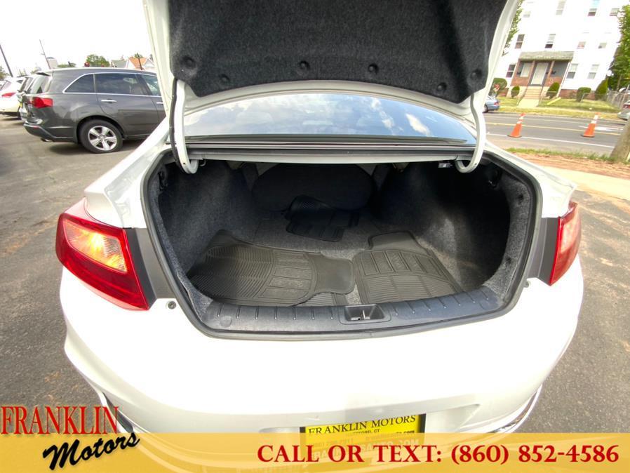 Used Honda Accord Cpe 2dr I4 Auto EX 2013 | Franklin Motors Auto Sales LLC. Hartford, Connecticut