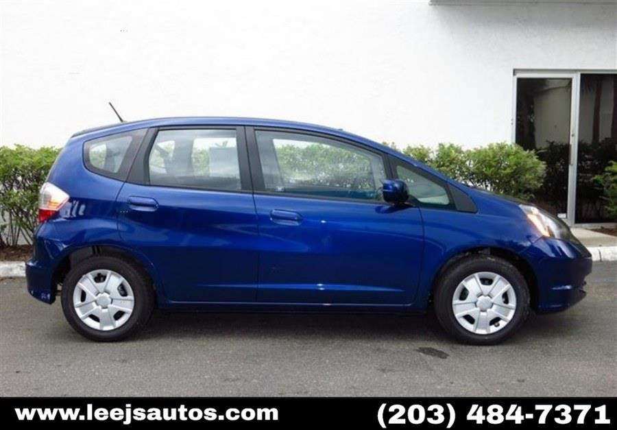 Used 2013 Honda Fit in North Branford, Connecticut   LeeJ's Auto Sales & Service. North Branford, Connecticut