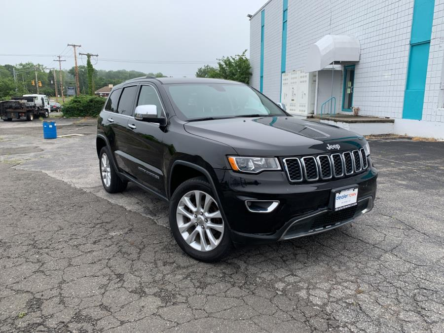 Used Jeep Grand Cherokee Limited 4x4 2017 | Dealertown Auto Wholesalers. Milford, Connecticut