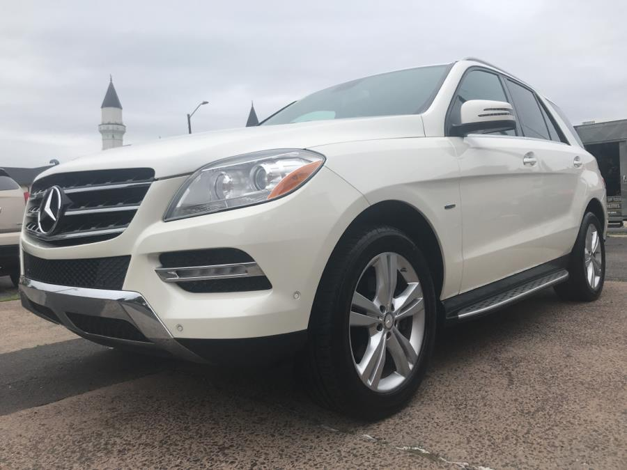 Used 2012 Mercedes-Benz M-Class in Hartford, Connecticut | Lex Autos LLC. Hartford, Connecticut