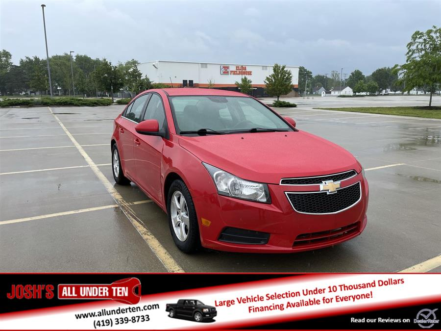 Used Chevrolet Cruze 4dr Sdn Auto 1LT 2014 | Josh's All Under Ten LLC. Elida, Ohio
