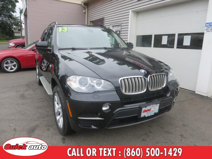 Used 2013 BMW X5 in Bristol, Connecticut | Quick Auto LLC. Bristol, Connecticut