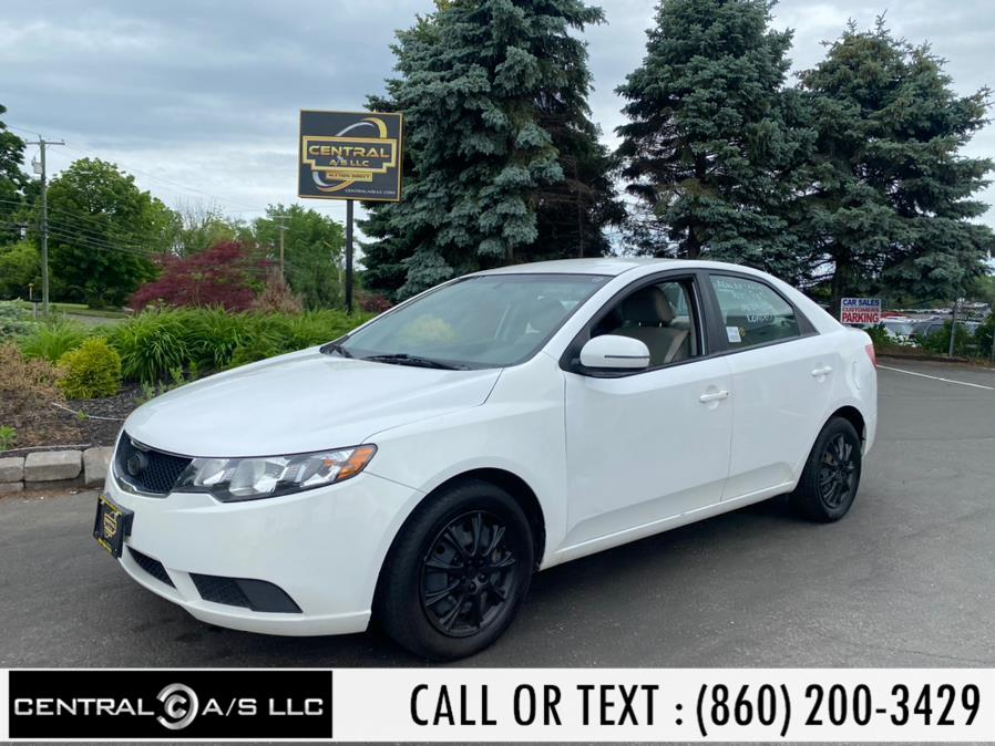 Used Kia Forte 4dr Sdn Auto EX 2011   Central A/S LLC. East Windsor, Connecticut