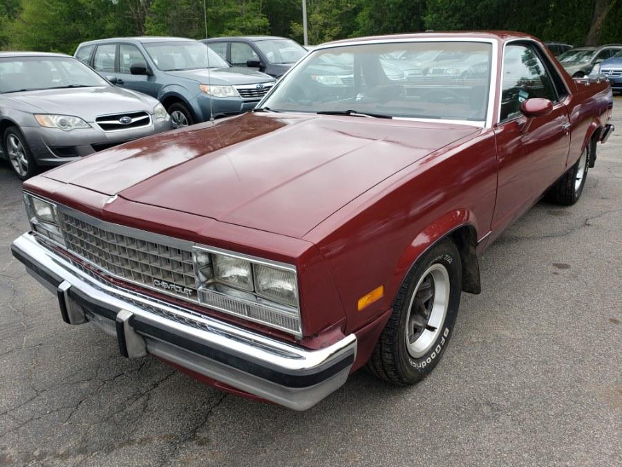 Used Chevrolet El Camino 2dr Pickup 1983 | ODA Auto Precision LLC. Auburn, New Hampshire
