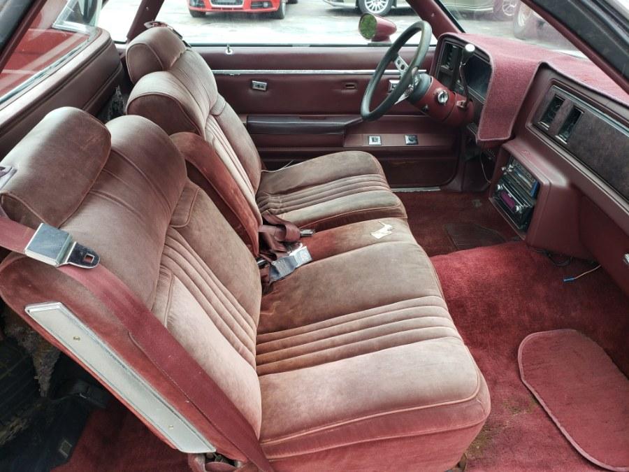 Used Chevrolet El Camino 2dr Pickup 1983   ODA Auto Precision LLC. Auburn, New Hampshire