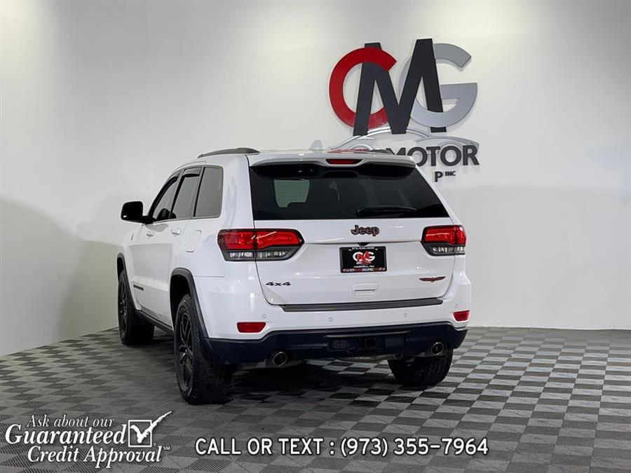 Used Jeep Grand Cherokee Trailhawk 2017   City Motor Group Inc.. Haskell, New Jersey