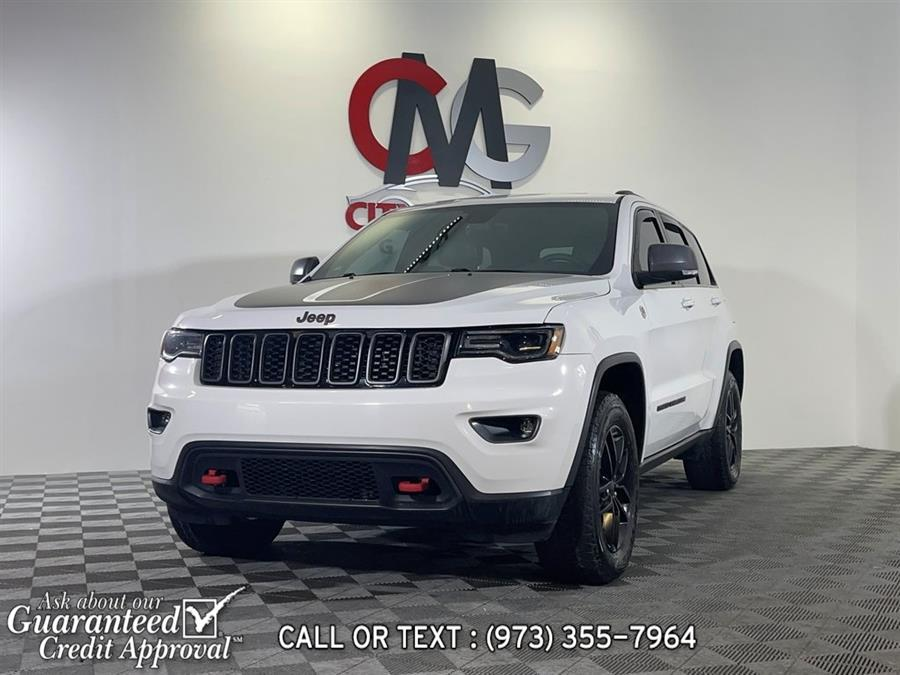 Used Jeep Grand Cherokee Trailhawk 2017 | City Motor Group Inc.. Haskell, New Jersey