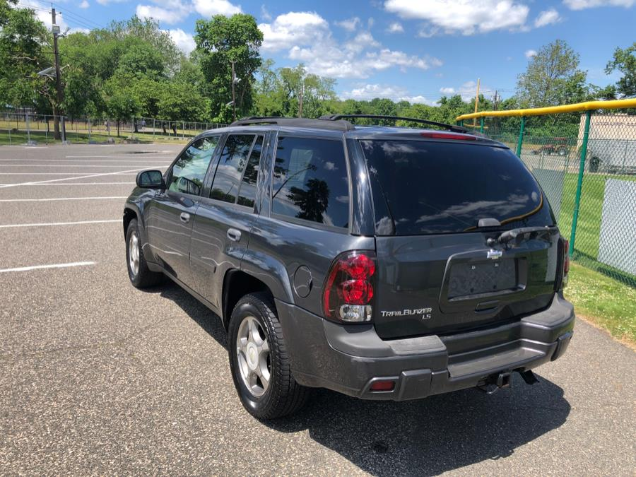 Used Chevrolet TrailBlazer 4WD 4dr LS 2007   Cars With Deals. Lyndhurst, New Jersey
