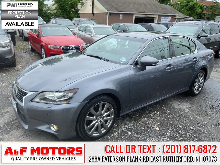 Used 2013 Lexus GS 350 in East Rutherford, New Jersey | A&F Motors LLC. East Rutherford, New Jersey