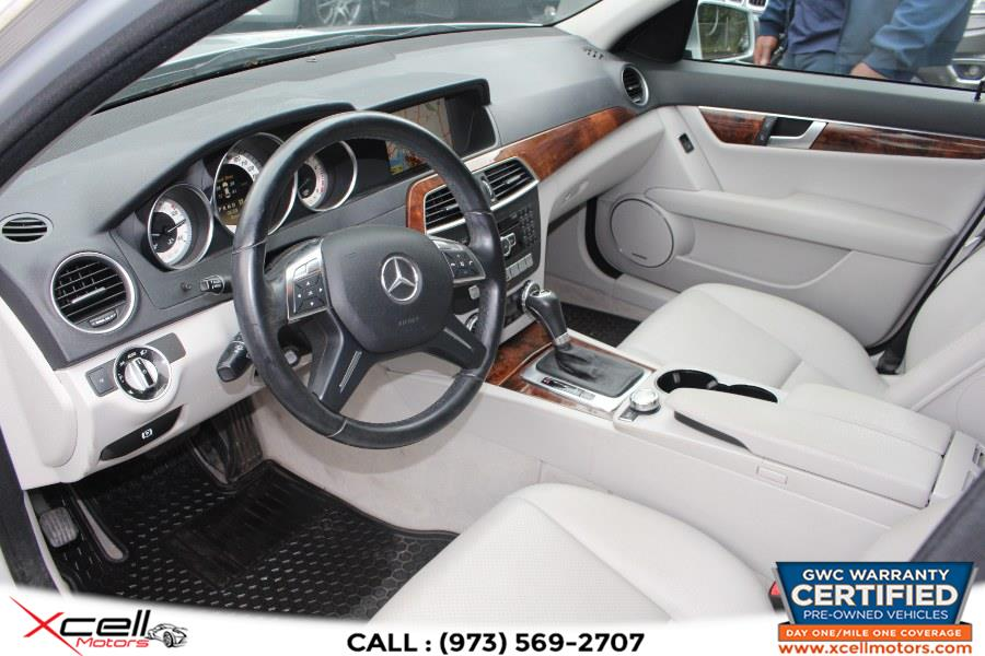 Used Mercedes-Benz C300 4matic 4dr Sdn C300 Luxury 4MATIC 2012 | Xcell Motors LLC. Paterson, New Jersey