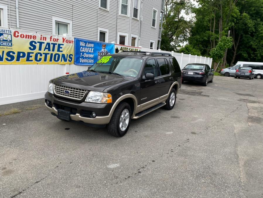 Used 2005 Ford Explorer in Chicopee, Massachusetts | Broadway Auto Shop Inc.. Chicopee, Massachusetts