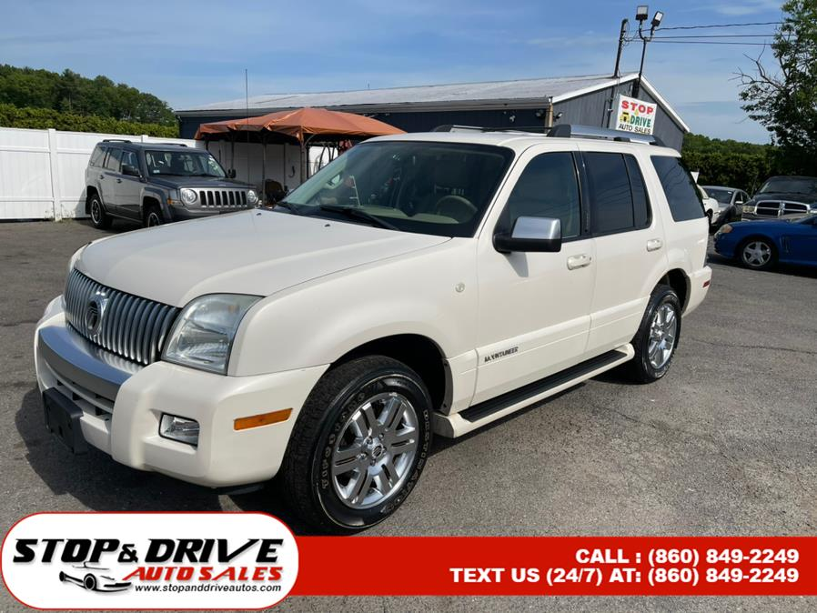 Used 2008 Mercury Mountaineer in East Windsor, Connecticut | Stop & Drive Auto Sales. East Windsor, Connecticut