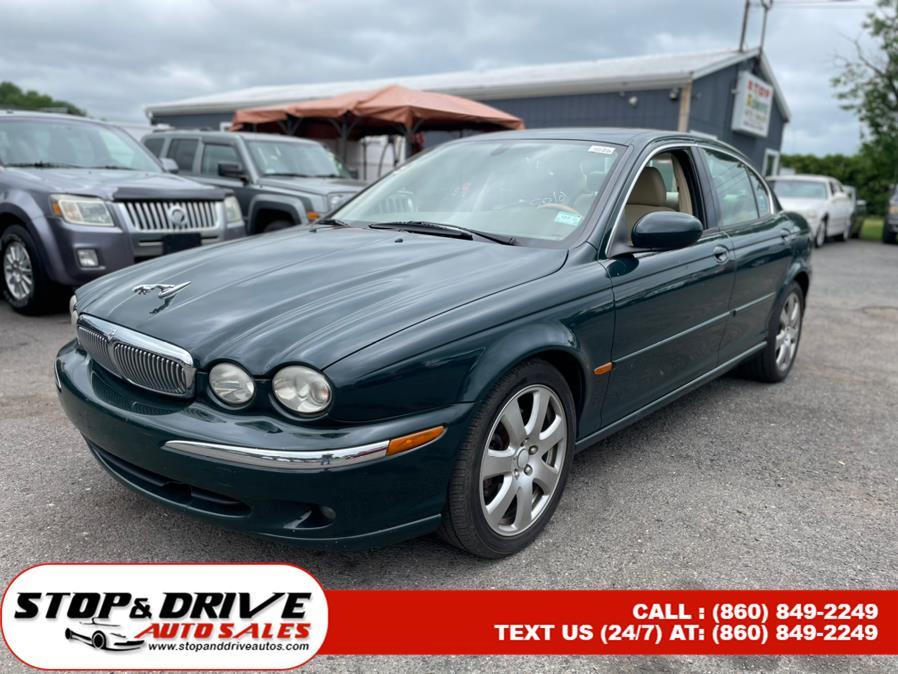 Used 2004 Jaguar X-TYPE in East Windsor, Connecticut   Stop & Drive Auto Sales. East Windsor, Connecticut