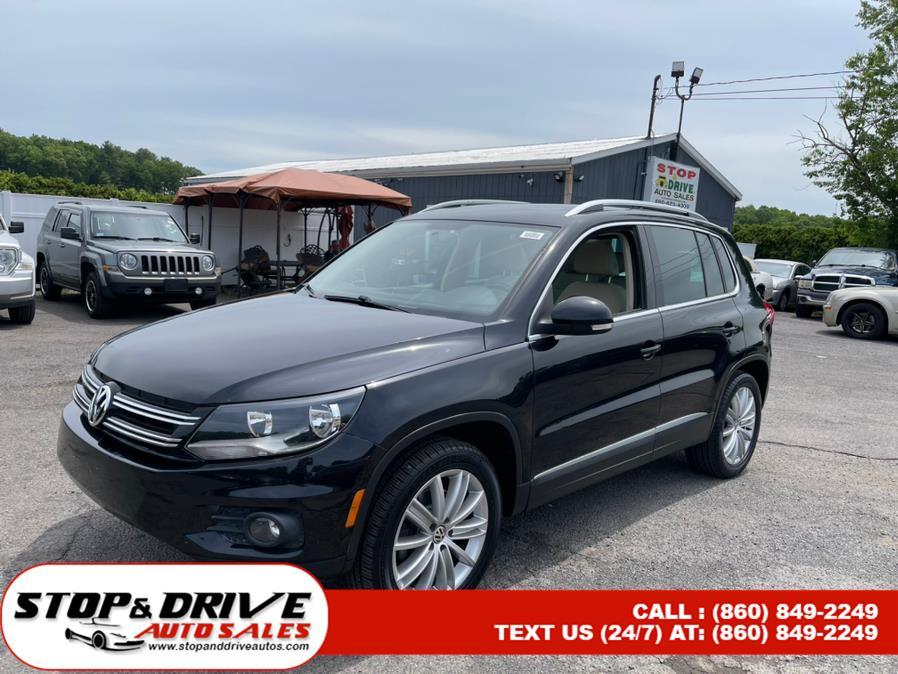 Used 2012 Volkswagen Tiguan in East Windsor, Connecticut | Stop & Drive Auto Sales. East Windsor, Connecticut