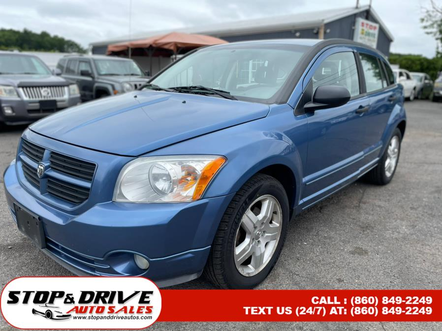 Used 2007 Dodge Caliber in East Windsor, Connecticut   Stop & Drive Auto Sales. East Windsor, Connecticut