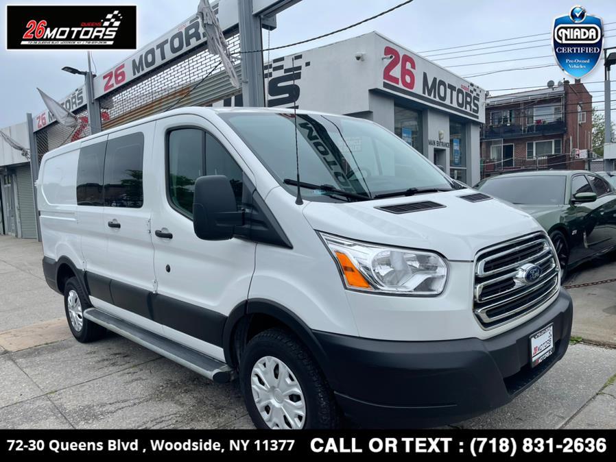 Used 2017 Ford Transit Van in Woodside, New York | 26 Motors Queens. Woodside, New York