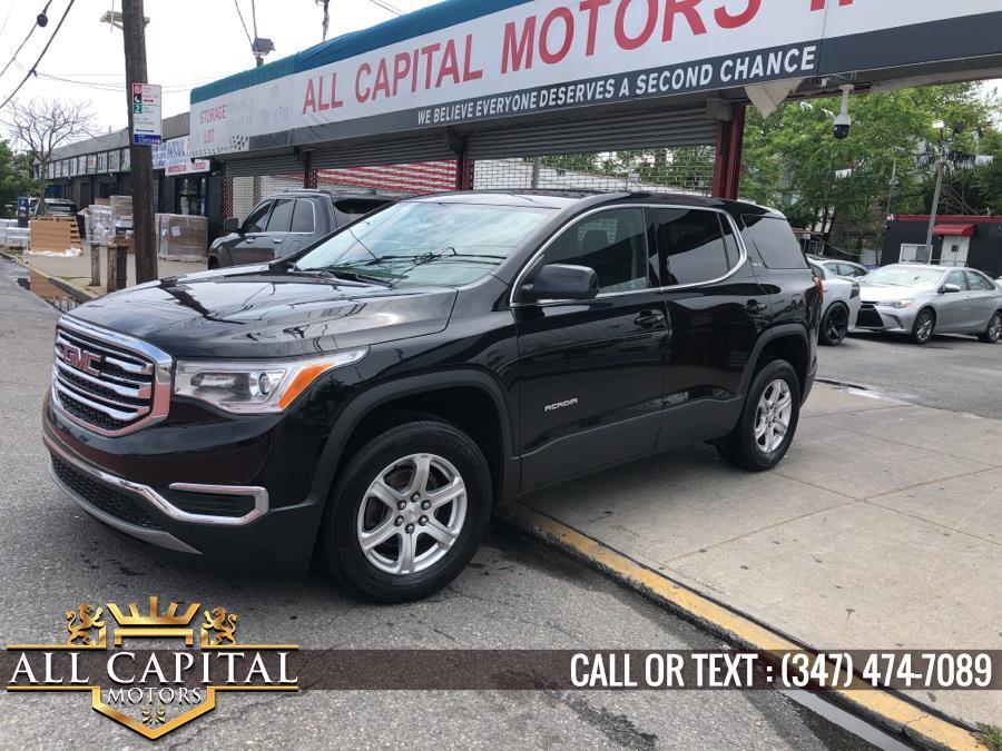 Used 2018 GMC Acadia in Brooklyn, New York | All Capital Motors. Brooklyn, New York
