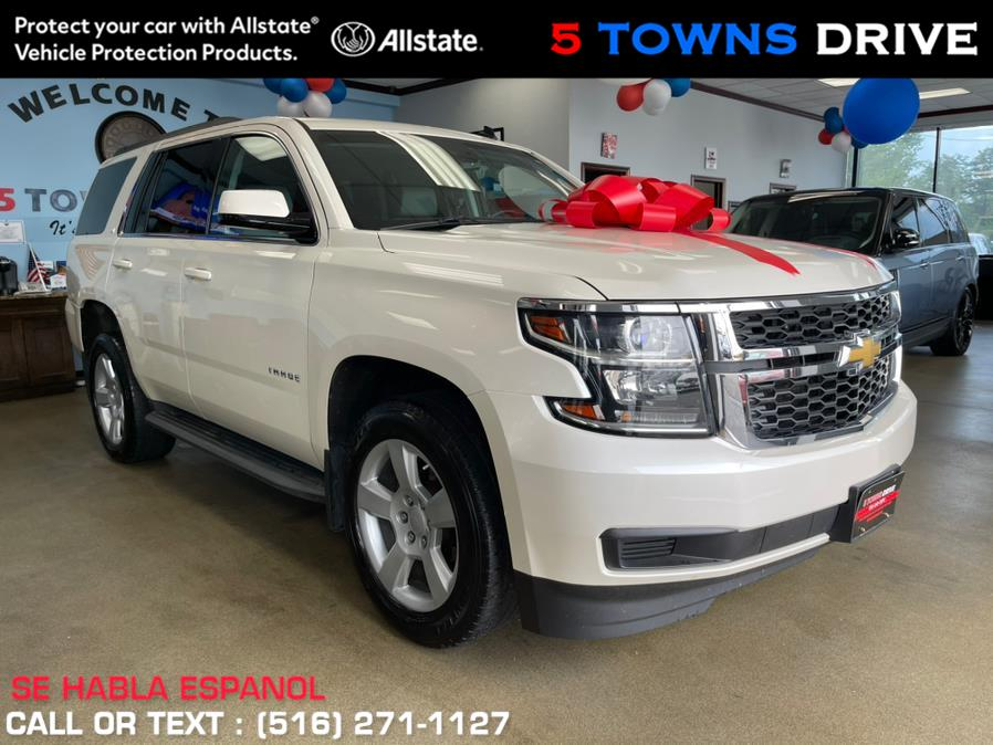 Used Chevrolet Tahoe 4WD 4dr LT 2015   5 Towns Drive. Inwood, New York