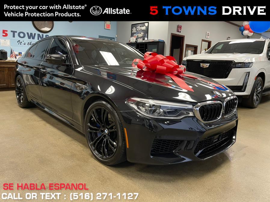 Used BMW M5 Sedan 2018 | 5 Towns Drive. Inwood, New York