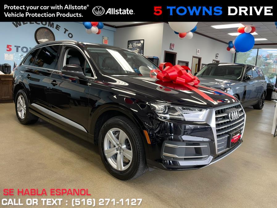 Used Audi Q7 2.0 TFSI Premium 2018   5 Towns Drive. Inwood, New York