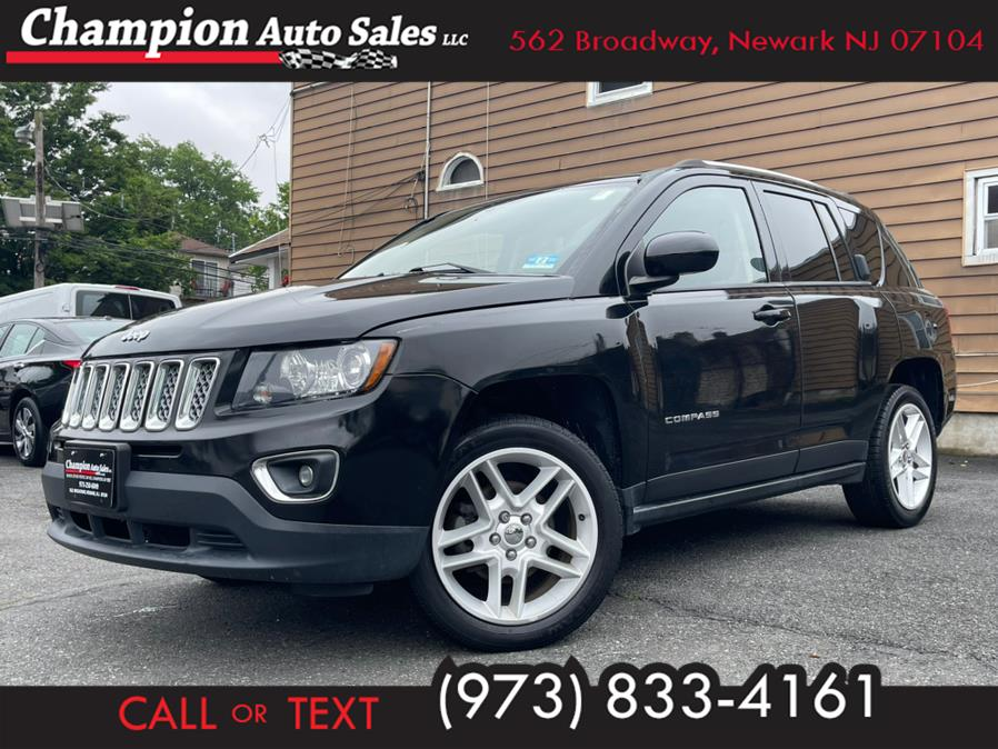 Used 2015 Jeep Compass in Newark, New Jersey | Champion Auto Sales. Newark, New Jersey