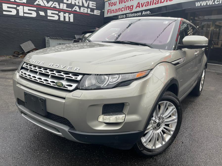 Used 2012 Land Rover Range Rover Evoque in Bronx, New York | Champion Auto Sales. Bronx, New York