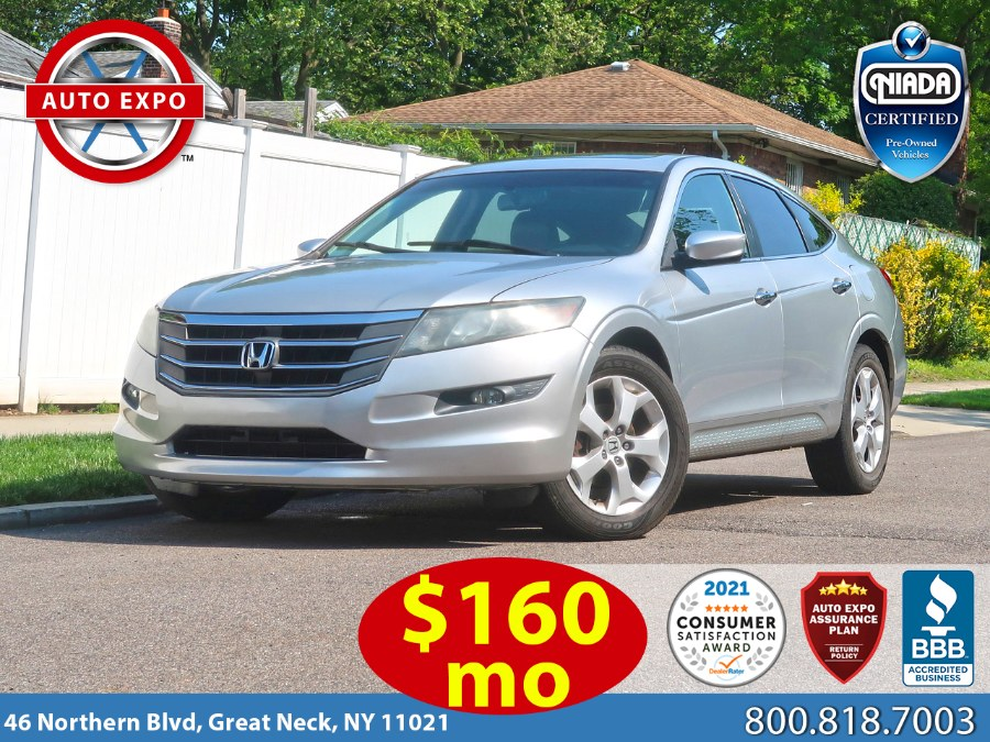 Used 2011 Honda Accord Crosstour in Great Neck, New York | Auto Expo Ent Inc.. Great Neck, New York