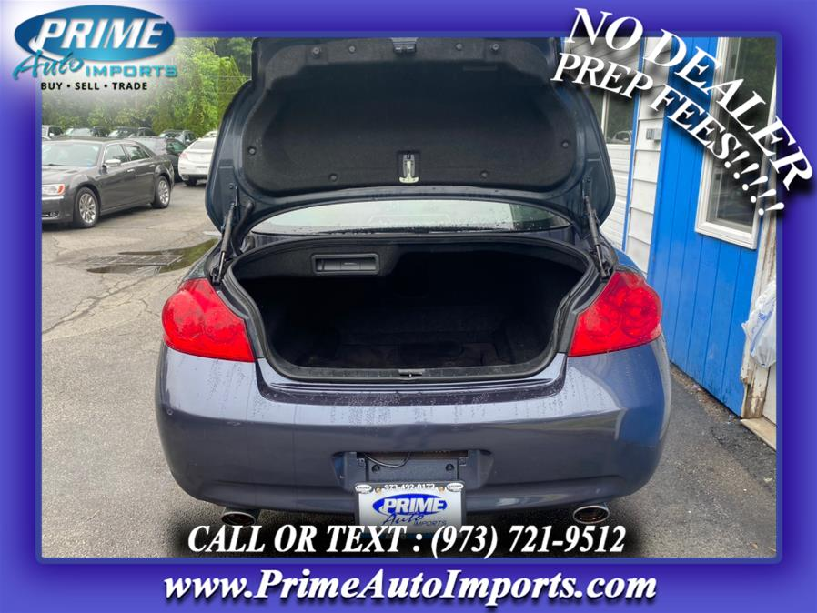 Used Infiniti G35 Sedan 4dr x AWD 2008 | Prime Auto Imports. Bloomingdale, New Jersey